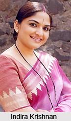 Indira Krishnan, TV Actress