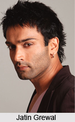 Jatin Grewal, Indian TV Actor