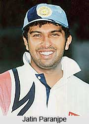 Jatin Paranjpe, Former Indian Cricket Player