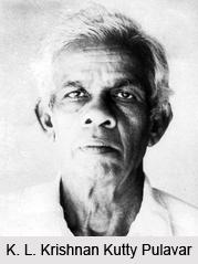 K. L. Krishnan Kutty Pulavar, Malayalam Theatre Personality
