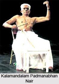 Kalamandalam Padmanabhan Nair, Malayalam Theatre Personality