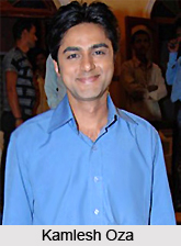 Kamlesh Oza , Indian TV Actor