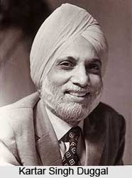 Kartar Singh Duggal, Indian Playwright