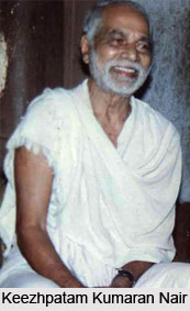 Keezhpatam Kumaran Nair, Indian Dancer