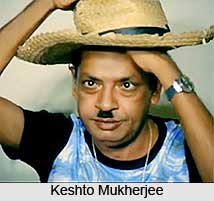 Keshto Mukherjee, Indian Comedian