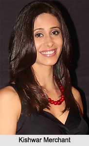 Kishwar Merchant, Indian TV Actress