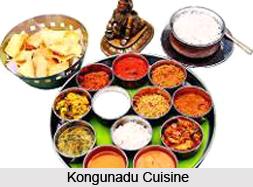 Kongunadu Cuisine, Tamil Nadu