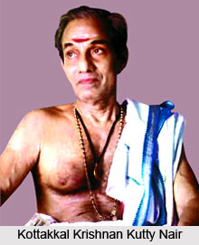 Kottakkal Krishnan Kutty Nair, Indian Dancer