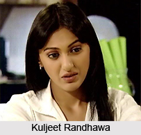 Kuljeet Randhawa , Indian TV Actress