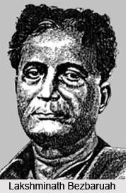 Lakshminath Bezbaruah, Indian Playwright