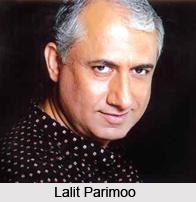 Lalit Parimoo, Indian TV Actor