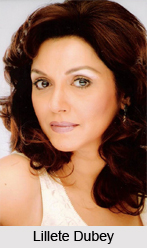 Lillete Dubey, Bollywood Actress