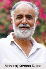 Maharaj Krishna Raina, Hindi Theatre Personality