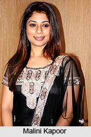 Malini Kapoor, Indian TV Actress