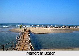 Mandrem Beach, North Goa District, Goa