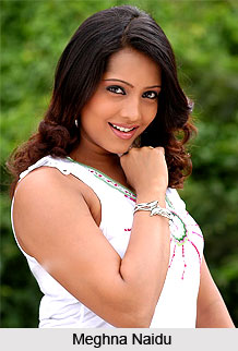 Meghna Naidu, Bollywood Actress