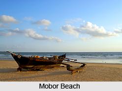 Mobor Beach, Goa