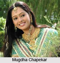 Mugdha Chapekar, Indian TV Actress