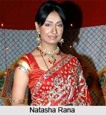 Natasha Rana, TV Actress