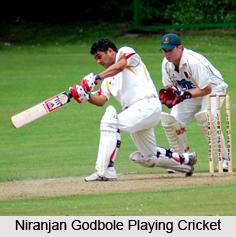 Niranjan Godbole, Maharashtra Cricketer