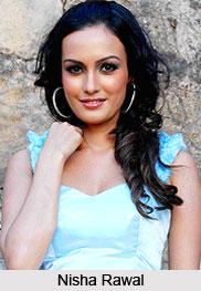 Nisha Rawal, Indian Model