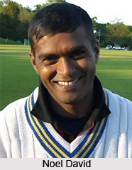 Noel David, Former Indian Cricket Player