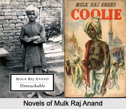 Novels of Mulk Raj Anand
