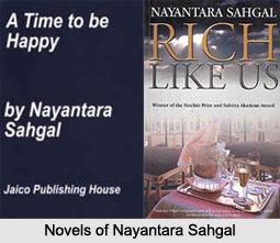 Novels of Nayantara Sahgal