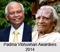 Padma Vibhushan awardees