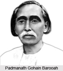 Padmanath Gohain   Barooah, Indian Theatre Personality