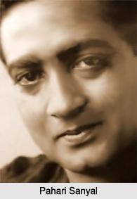 Pahari Sanyal, Bengali Actor