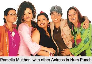 Pamella Mukherji, Indian TV Actress