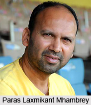 Paras Laxmikant Mhambrey, Former Indian Cricket Player