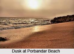 Porbandar Beach, Porbandar, Gujarat