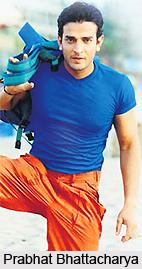 Prabhat Bhattacharya , Indian TV Actor
