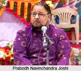 Prabodh Navinchandra Joshi, Indian Dramatist
