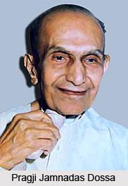 Pragji Jamnadas Dossa, Indian Theatre Personality