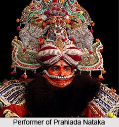 Prahlada Nataka, Indian Theatre