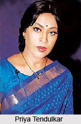 Priya Tendulkar, Indian TV Actress