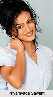 Priyamvada Sawant , Indian TV Actress