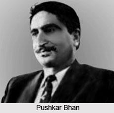 Pushkar Bhan, Indian Theatre Personality