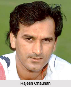 Rajesh Chauhan, Former Indian Cricket Player