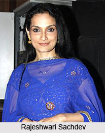 Rajeshwari Sachdev, TV Actress