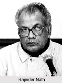 Rajinder Nath, Hindi Theatre Personality