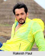 Rakesh Paul, Indian TV Actor