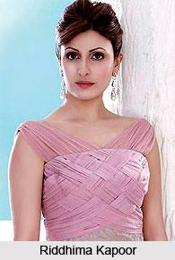 Riddhima Kapoor, Daughter of Rishi Kapoor