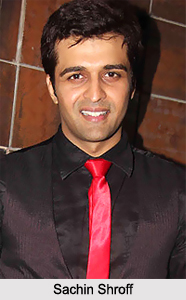 Sachin Shroff, Indian TV Actor