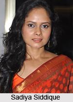 Sadiya Siddique, Indian TV Actress