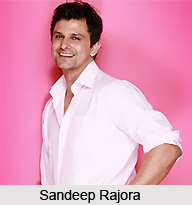 Sandeep Rajora , Indian TV Actor