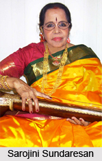 Sarojini Sundaresan, Indian Classical Vocalist